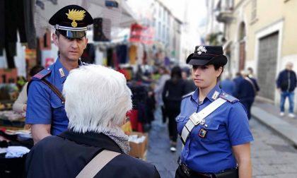 Finti carabinieri tentano di raggirare anziana 95enne, ma arrivano quelli veri