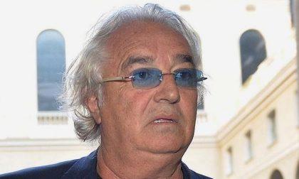 Flavio Briatore ricoverato in ospedale per Covid: si trova in condizioni serie