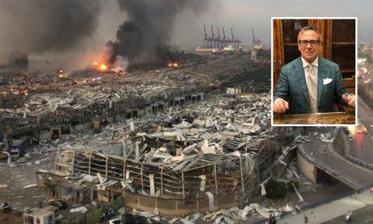 Un lombardo nell'inferno di Beirut, la sua testimonianza FOTO e VIDEO