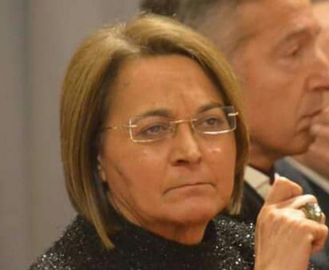 Carmela Rossa, consigliera regionale del PD