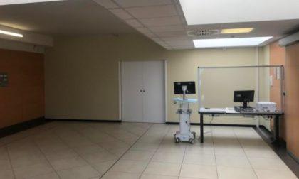 Chiusa la fase uno dei lavori in Pronto Soccorso: in arrivo la camera calda per i pazienti Covid