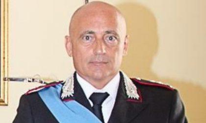 Il Tenente Colonnello Garzy lascia Gonzaga dopo cinque anni
