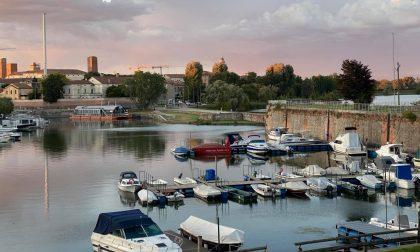 L'obiettivo di Palazzi di avvicinare i mantovani al porto per godere delle bellezze dei laghi
