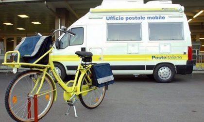 A Viadana arriva l'Ufficio Postale mobile per garantire il servizio ai cittadini