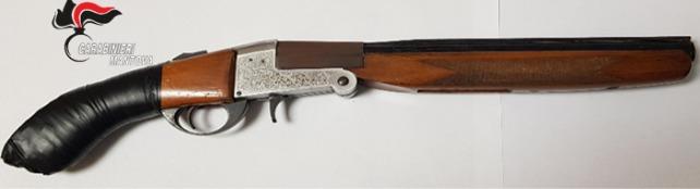 Il fucile ritrovato