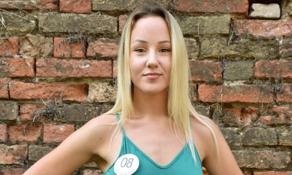 Miss Italia Lombardia a Crema: al sesto posto una giovane mantovana FOTO