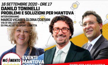 I prossimi appuntamenti con il M5S mantovano per Gloria Costani sindaco | Elezioni Mantova 2020