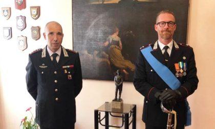 Nuovo comandante ai Carabinieri di Castiglione: arriva il Maggiore Manuel Sacchetto