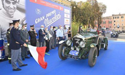 Partita da Mantova la 30ª edizione del Gran Premio Nuvolari VIDEO