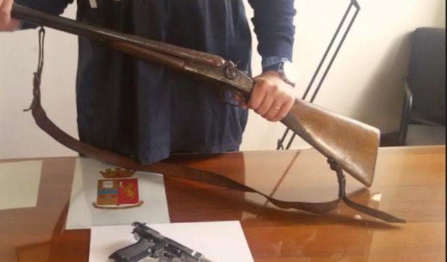 Follia a Mantova: infastidito dagli uccelli spara col fucile dal balcone di casa