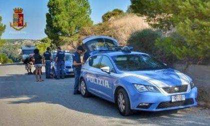 Rave party interrotto dalla Polizia, dopo le denunce arrivano gli ultimi fogli di via