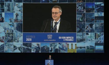 """Assemblea industriali, Bonomi: """"Trasformare questa crisi in opportunità"""""""