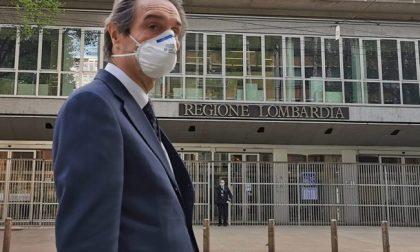 """Covid: oggi 5mila positivi in Lombardia. Fontana: """"Sulla didattica a distanza mi assumo la responsabilità della decisione"""""""