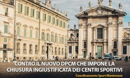 Manifestazione del mondo dello sport a Mantova, appuntamento in piazza Sordello