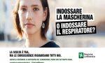 """""""Indossare la mascherina o indossare il respiratore?"""": parte la campagna anti Covid"""