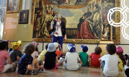 """Palazzo Ducale è """"kids friendly"""": visita per i genitori, laboratori per i bambini"""
