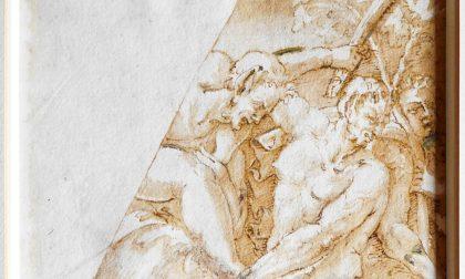 Donato un disegno di Giovan Battista Bertani a Palazzo Ducale