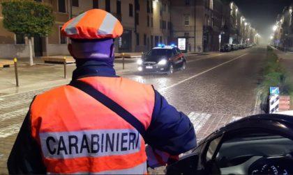 Controlli anti Covid: ieri sera controllate 93 persone e 40 vetture