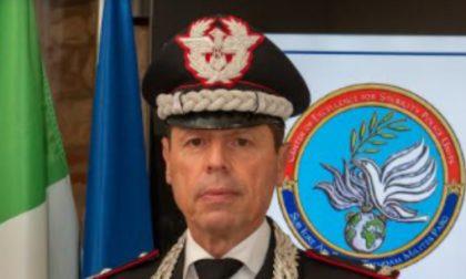Dopo 41 anni di servizio il Generale di Brigata Roberto Campana va in pensione: lavorò anche a Mantova