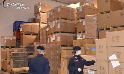Norme anti-covid inesistenti: sospesa un'attività di importazione di giocattoli