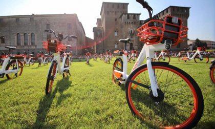 Bike sharing: a Mantova 80% in più di iscritti
