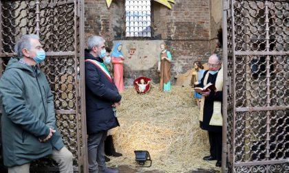 Inaugurato il Presepe nel Campanile di San Domenico FOTO