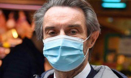 """L'annuncio di Fontana: """"La Lombardia sarà zona rossa ma non ce lo meritiamo"""""""