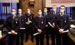 Consegnati gli attestati di merito agli Agenti della Polizia Locale di Mantova