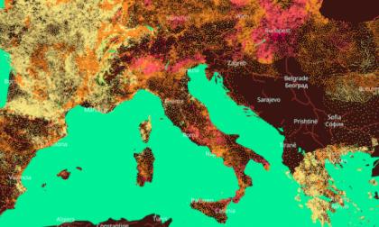 Provincia di Mantova, in 50 anni le temperature si sono alzate di 2.3 gradi