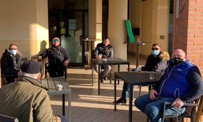 """Protesta #Ioapro Mantova, ristoratore va avanti anche dopo 30 multe: """"Non ho altra scelta"""""""
