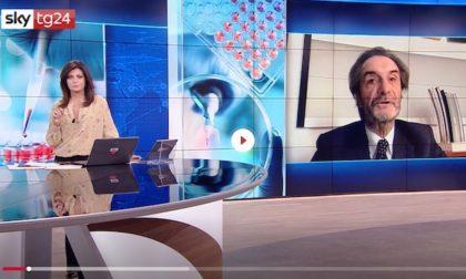 """Lombardia, Fontana: """"Tutti i parametri sono in peggioramento, verso la zona rossa"""""""