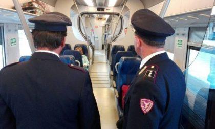 Treno regionale con ladro a bordo, il Prefetto di Mantova aveva già disposto per lui l'espulsione