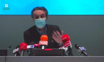 """Dati Lombardia, Fontana al contrattacco: """"Non abbiamo sbagliato. Problemi nell'algoritmo dell'Iss"""""""