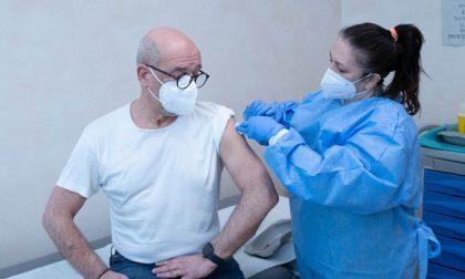 A Mantova iniziato il richiamo delle vaccinazioni anti-Covid, domani in arrivo altre dosi