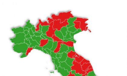 E se le zone fossero provinciali? Mantova sarebbe comunque zona rossa