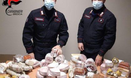 Ladri seriali di salumi e formaggi: in due mesi furti per oltre 5mila euro