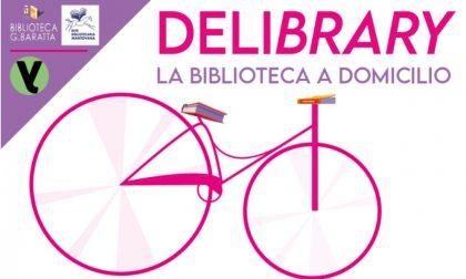 A Mantova i libri arrivano direttamente a casa, attivo il servizio Delibrary