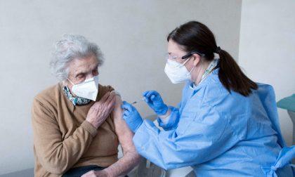Asst Mantova, vaccinato il 90% degli over 80