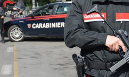 """Baby pusher in azione nei giardini """"Del Chiese"""" fermato dai Carabinieri"""