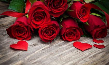 """San Valentino: a Mantova bastano 20 euro per dire """"Ti Amo"""" con un mazzo di fiori"""