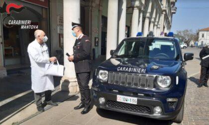 Vaccinazioni a domicilio, a consegnare i vaccini ci pensano i Carabinieri