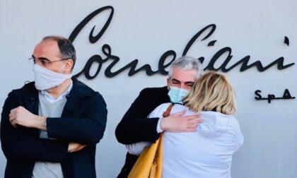 La Corneliani non è ancora salva ma oggi Mantova esulta di gioia