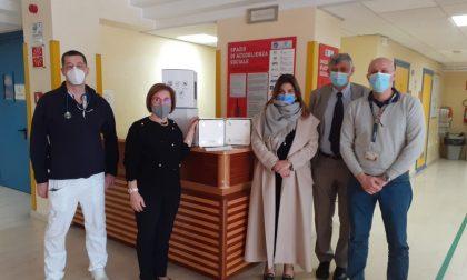 Donati a Asst 4 ionizzatori a plasma freddo dal Rotary Club Mantova-San Giorgio