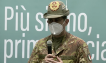 Campagna vaccinale, Figliuolo conferma per luglio 100mila somministrazioni al giorno in Lombardia