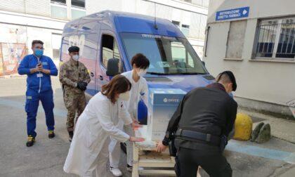 In arrivo 2.200dosi di vaccino Moderna a Mantova