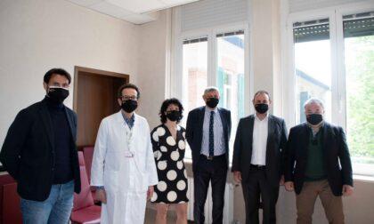 Banca del plasma iperimmune al Poma, promossa una raccolta fondi