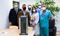 Rotary Club Mantova Castelli ancora in azione a sostegno dell'Anestesia e Rianimazione del Poma