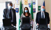 Ecografie polmonari a domicilio per i malati Covid grazie agli ecografi portatili