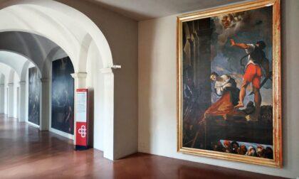Palazzo Ducale ospita i capolavori della Chiesa di San Maurizio, chiusa dal 2012