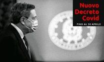 Nuovo decreto Covid valido dal 7 aprile: guida rapida a tutte le novità